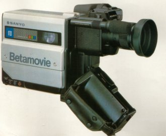 The world's first camcorder