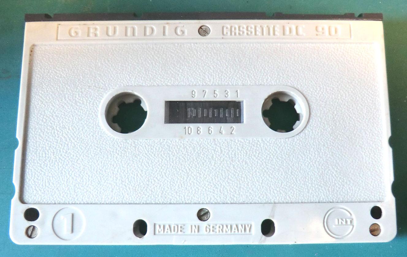 DCI cassette