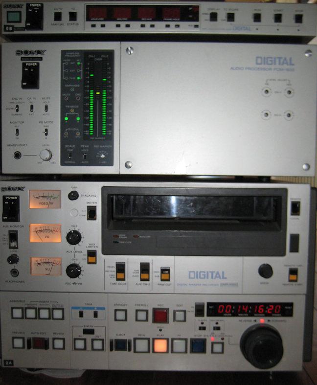 PCM1630 and DMR4000 kit